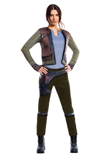 Star Wars: Rogue One Adult Deluxe Jyn Erso Costum