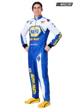 NASCAR Chase Elliott Men's Plus Size Costume