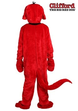 Adult Clifford the Big Red Dog Costume Alt 1