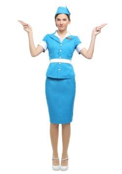 Flight Crew Womens Costume