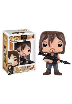 The Walking Dead Daryl Rocket Launcher POP Vinyl Figure