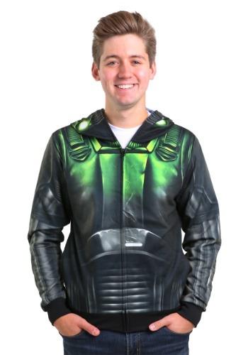 Death Trooper - Full Face Zip Hooded Sweatshirt