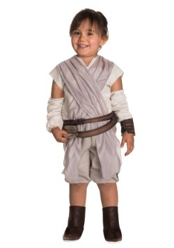 Star Wars The Force Awakens Toddler Rey Costume