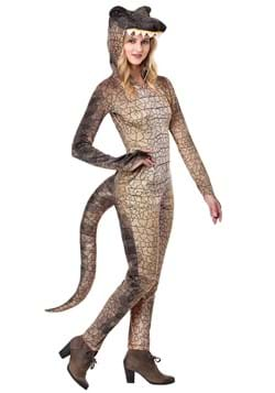 Women's Deadly Dinosaur Costume