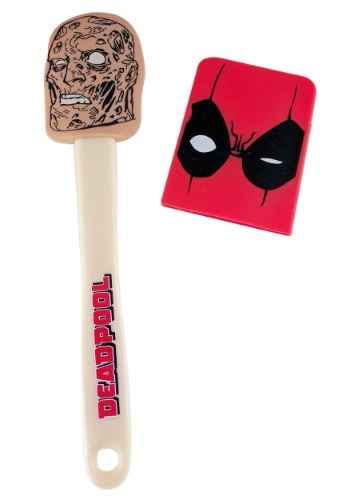 Deadpool Spatula w/ Removable Mask