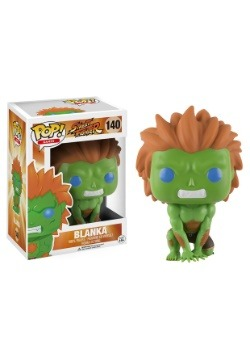 POP Street Fighter Blanka Vinyl Figure