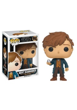 POP Fantastic Beasts and Where to Find Them Newt With Egg Vi