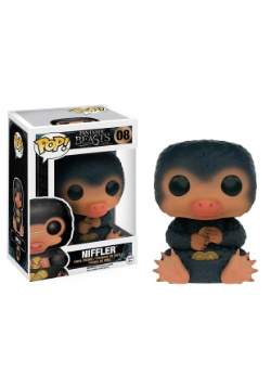 POP Fantastic Beasts and Where to Find Them Niffler Vinyl