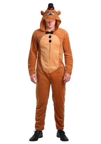 Five Nights at Freddys Adult Union Suit
