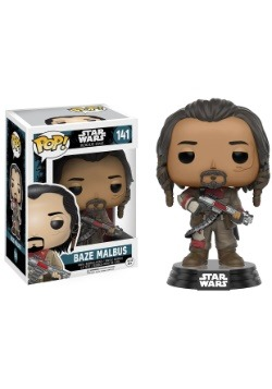 POP Star Wars Rogue One Baze Malbus Bobblehead Vinyl Figure