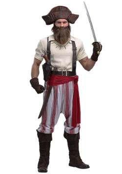 Men's Seven Seas Pirate Costume