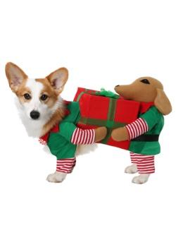 Santa's Little Helper Dog Costume