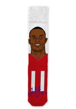 Julio Jones Atlanta Falcons NFL Socks