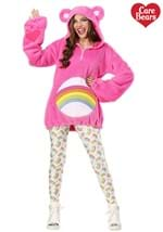 Care Bears Deluxe Cheer Bear Womens Hoodie Costume