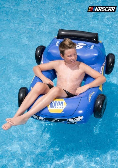 NASCAR Chase Elliot Car Small Pool Float