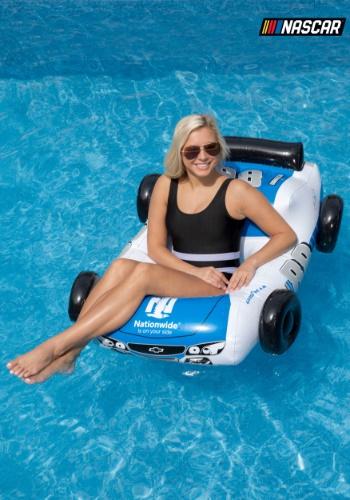 NASCAR Dale Earnhardt Jr. Car Small Pool Float
