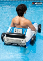 NASCAR Dale Earnhardt Jr. Car Small Pool Float