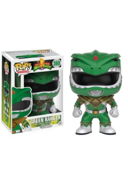 POP! Power Rangers Green Ranger Vinyl Figure