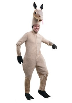 Llama Adult Costume