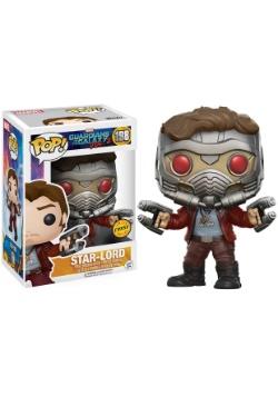 POP Guardians 2 Star-Lord Bobblehead Figure