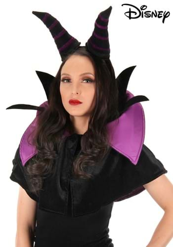 Maleficent Headband and Collar Set