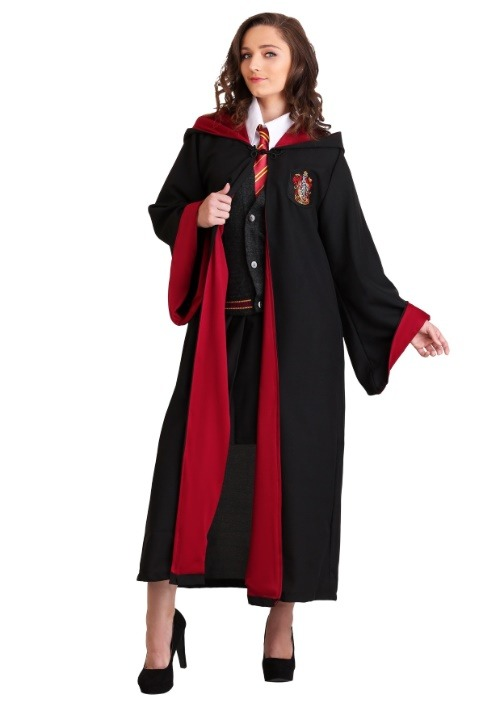 Deluxe Hermione Womens Costume