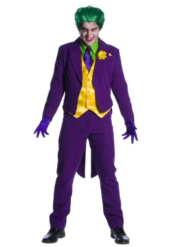 Men's Joker Costume