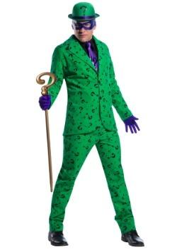 Men's Riddler Costume