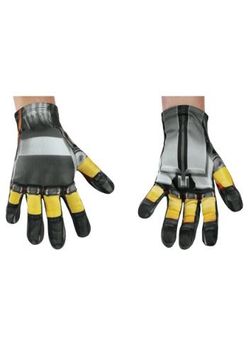 Bumblebee Child Gloves