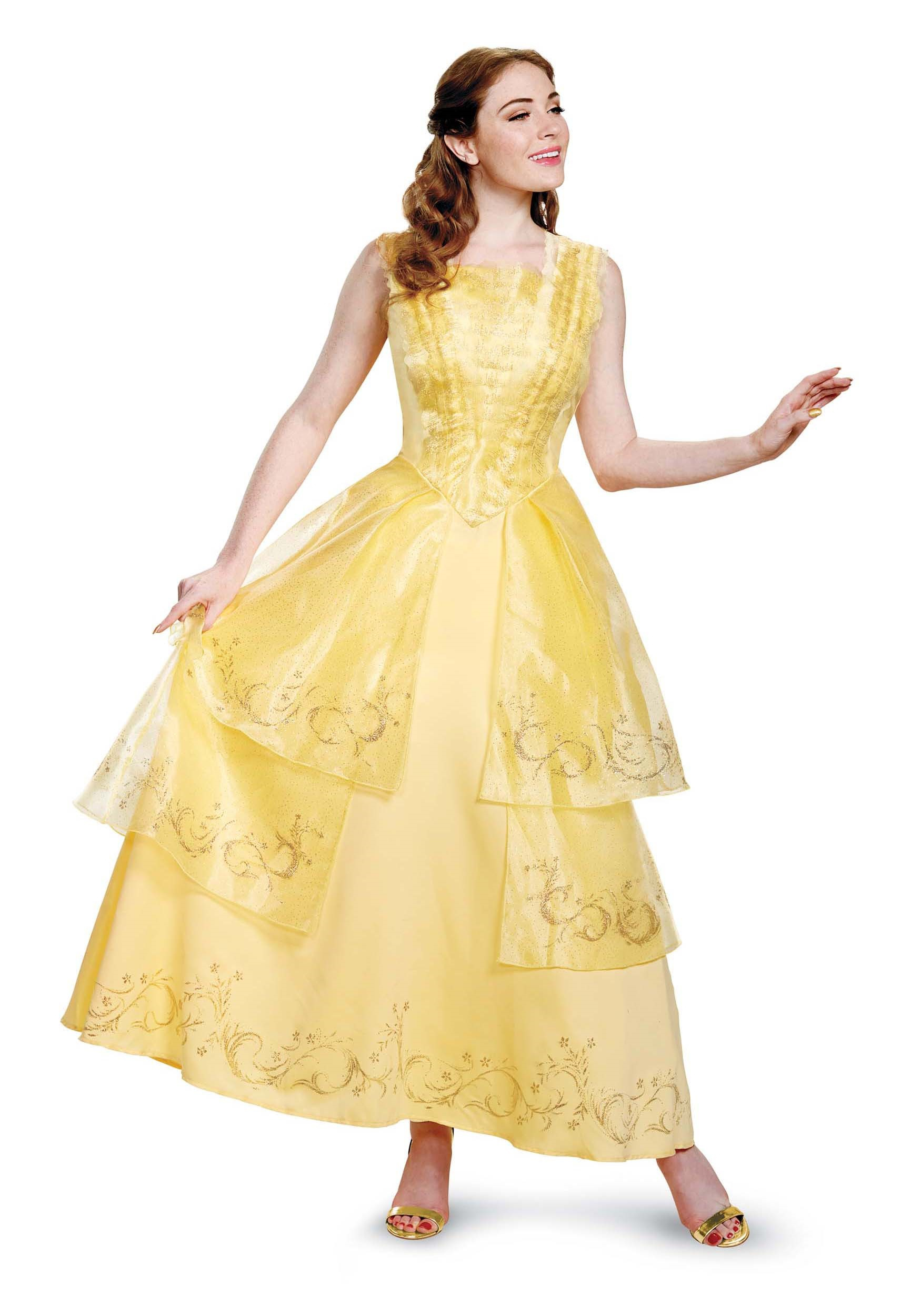 Prestige Belle Ball Gown for Adults