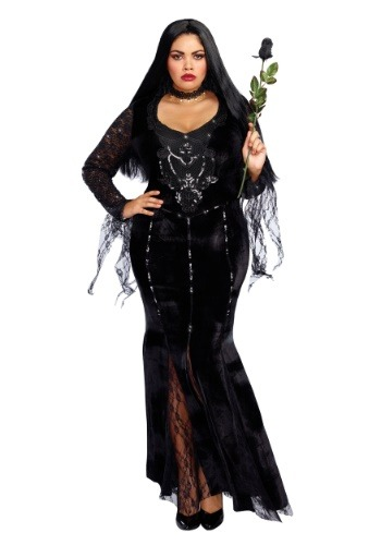 Mortuary Mama Women's Plus Size Costume
