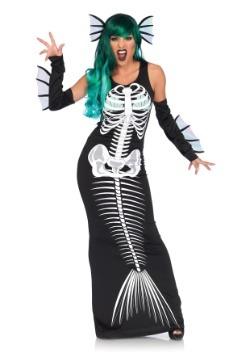 Adult Skeleton Siren Costume