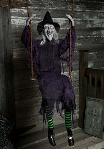 Halloween Swinging Witch Decoration_Update