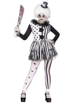 Killer Clown Costume for Women