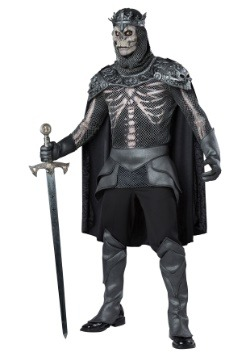 Adult Skeleton King Costume