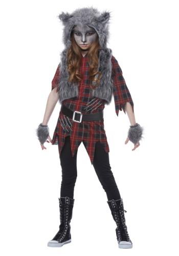 Werewolf Girls Costume