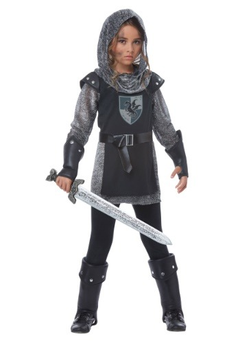 Girl's Noble Knight Costume