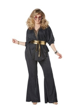 Disco Dazzler Plus Size Costume