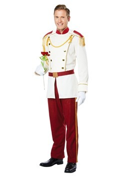 Royal Storybook Men's Prince Costume