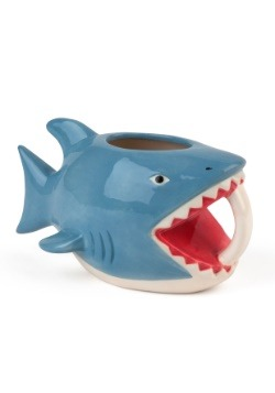 Shark Bite 16oz Mug