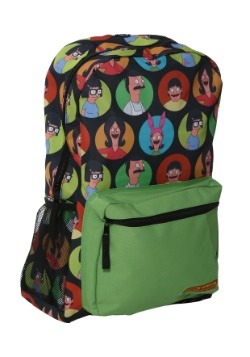 Bob's Burgers Family in Circles Backpack