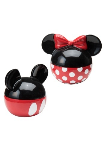 Mickey & Minnie Mouse Salt & Pepper Shakers