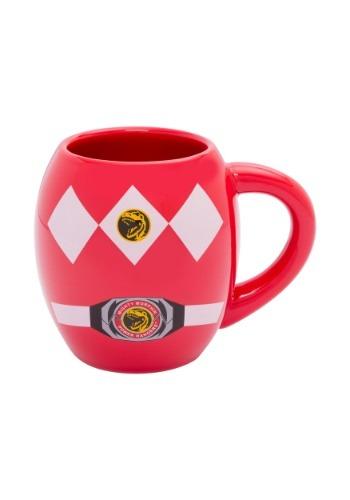Power Rangers Red Ranger 18oz Mug