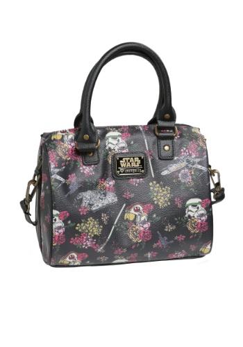 Star Wars Stormtrooper Floral Crossbody Bag