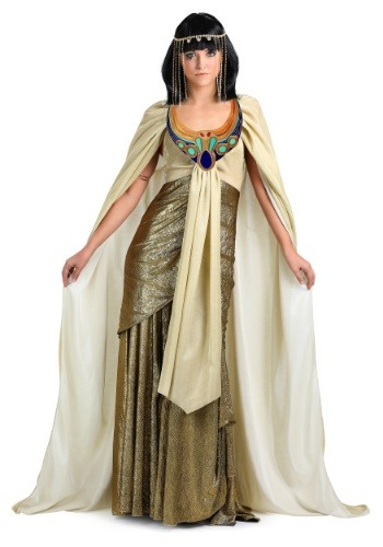 Plus Size Golden Cleopatra Costume