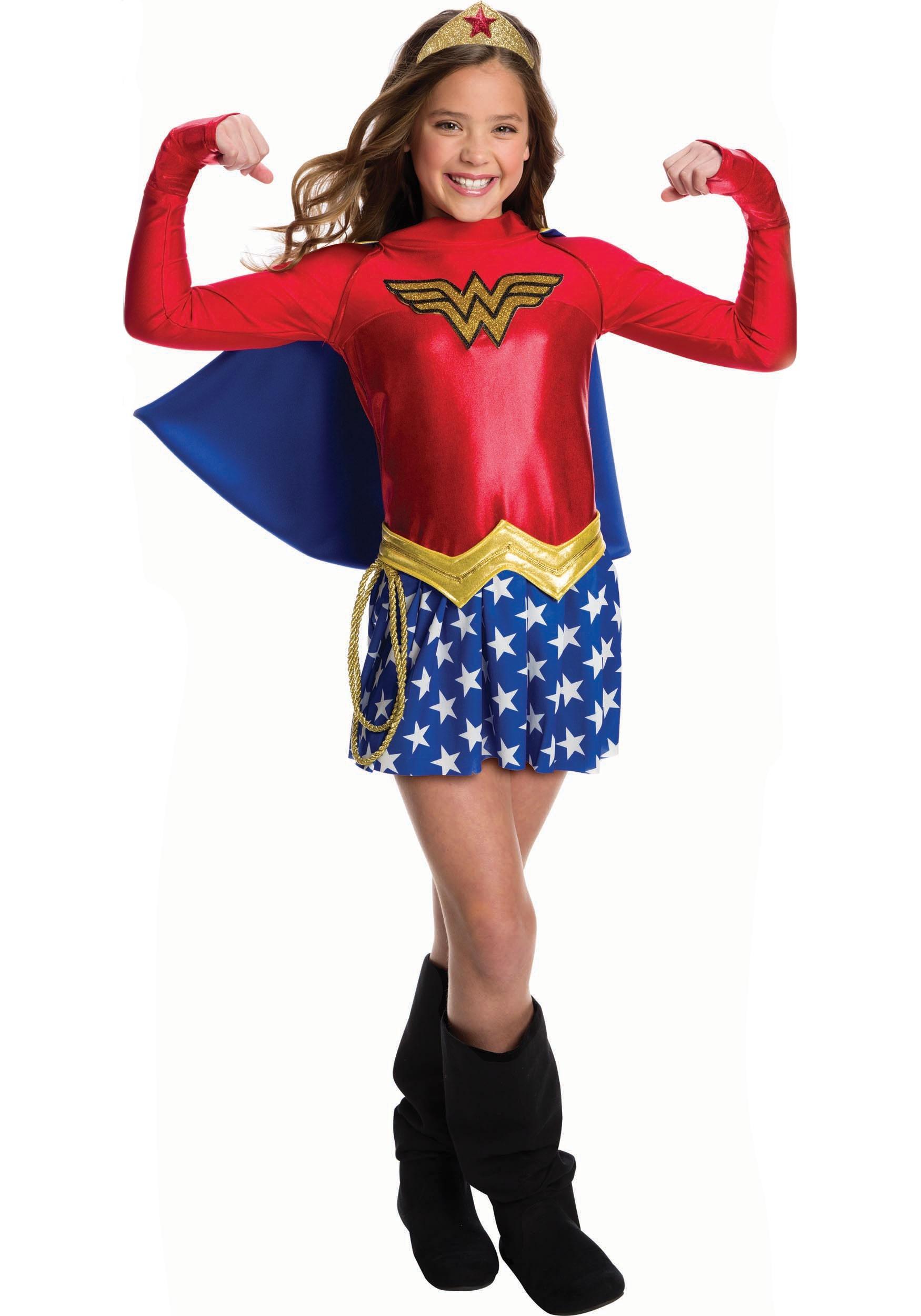 Wonder Woman Child Costume-1275