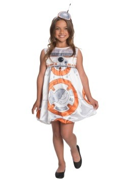 Girl's Star Wars BB8 Dress