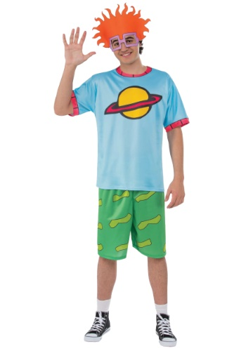 Adult Chuckie Costume Top
