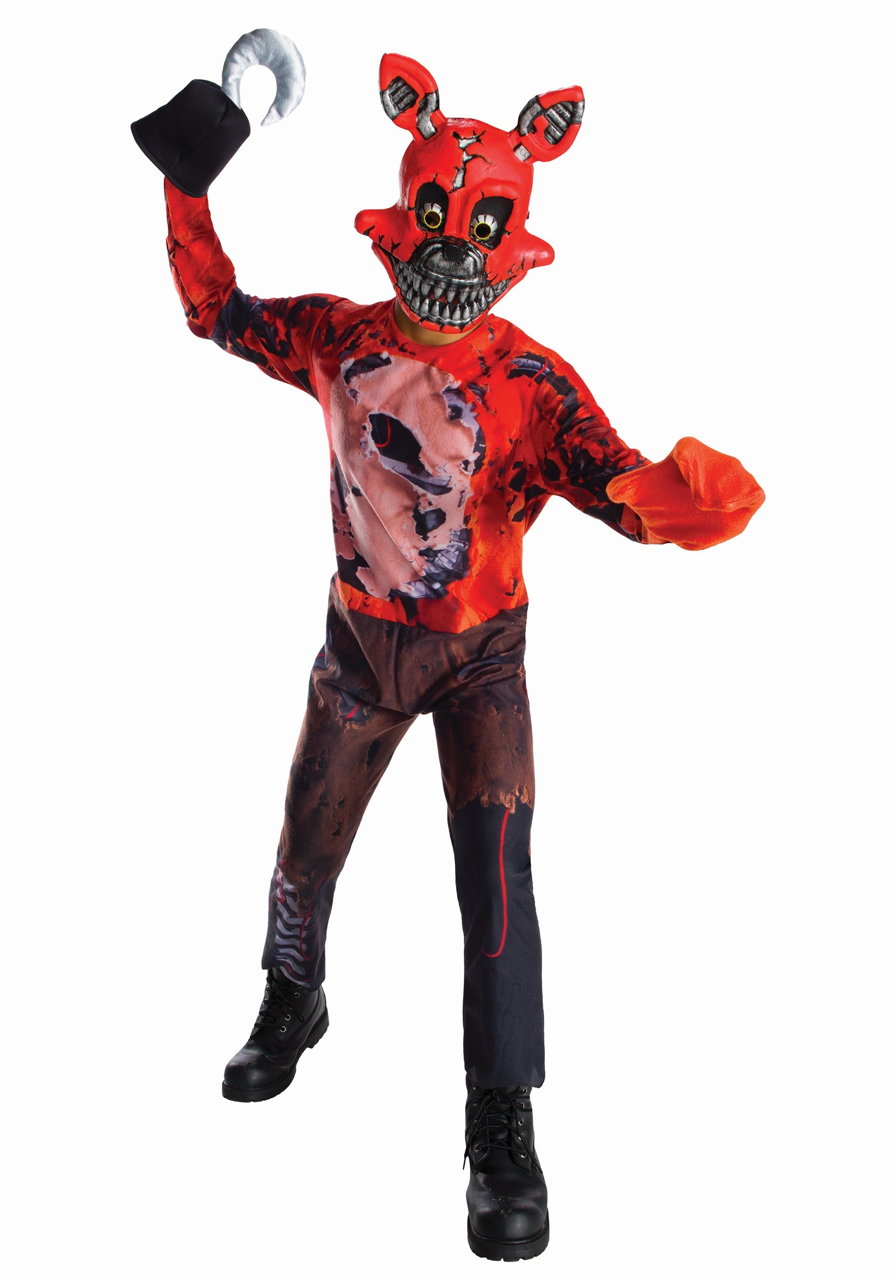 sc 1 st  Fun UK & Childs Nightmare Foxy Costume