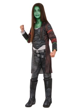 Child Deluxe Gamora Costume